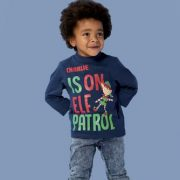 AW17 Boyswear personalisable Christmas t-shirt ©Express Gifts