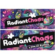 Radiant Chaos logo design © Radiant Chaos