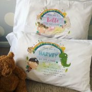 Personalised Tooth Fairy Pillow ©Daydreams and Ice Creams