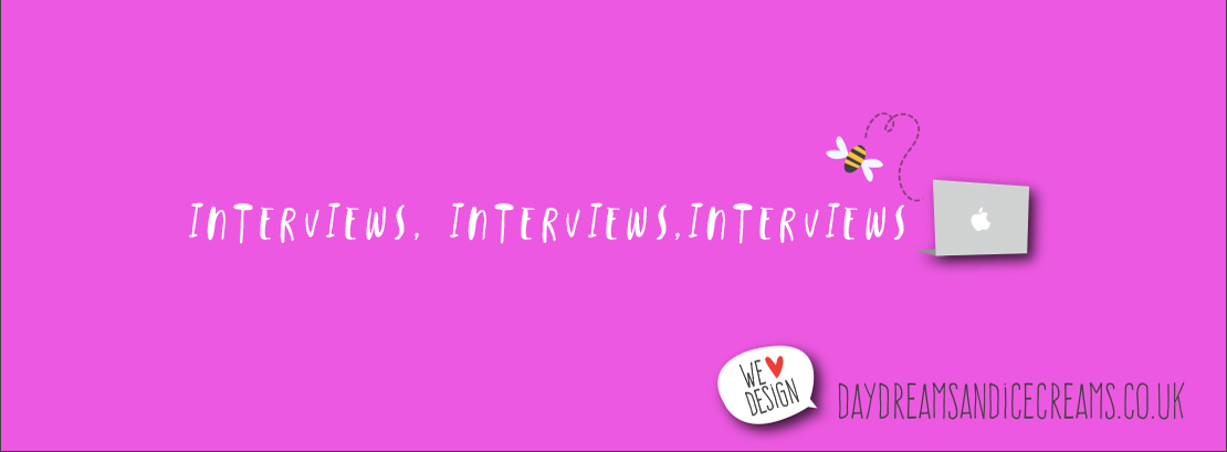Interviews, Design, Graphic, Daydreams, Ice Creams